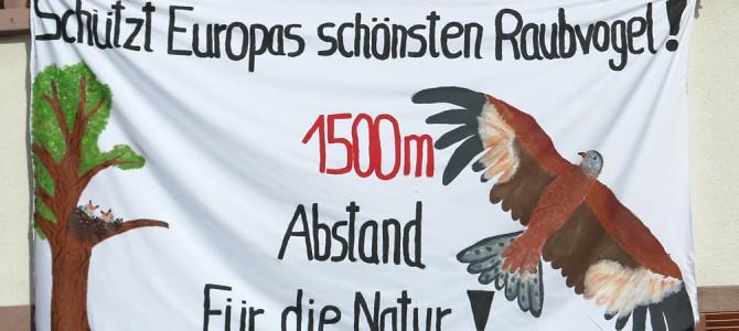 """Pressemitteilung der Bürgerinitiative """"Bliesmenger-Gegenwind"""" vom 16. Okt. 2017"""