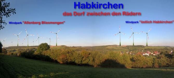 Zu den geplanten Windkraftwerken im Mandelbachtal kann man viele Ansichten haben….