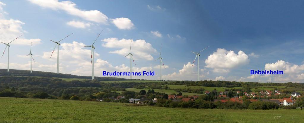Ansicht Bebelsheim
