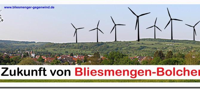 Windkraftwerkspläne am Mittwoch 07. 12. 2016 im Gemeinderat
