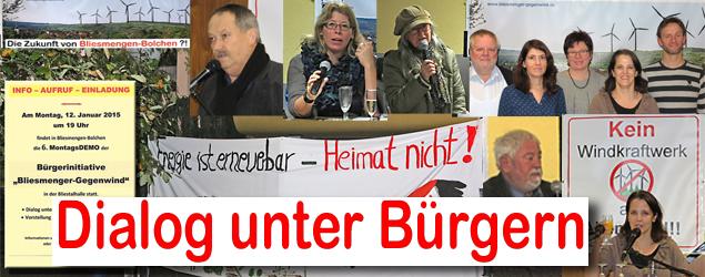 Rückblick 6. MontagsDEMO: Bewegung bei Windkraftplänen in Mandelbachtal