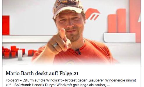 Programmhinweis: RTL – Mittwoch, 23. November 2016 – Mario Barth deckt auf